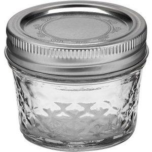 250 mL Mini Mason Jar for dry shampoo